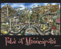 Pubs of MN POSTER