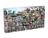 Bloomington-Canvas
